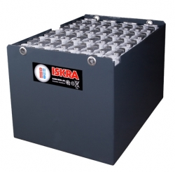 Батарея аккумуляторная тяговая 2х40/210 Ач Iskra