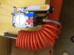 Пневматическая упаковочная машина OMS 12 для стреп ленты